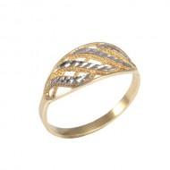 Prsteny bez kamene